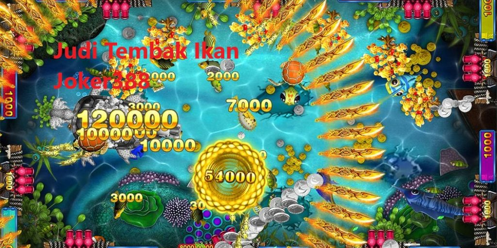Website Tembak Ikan Game Joker123 Online Di Indonesia